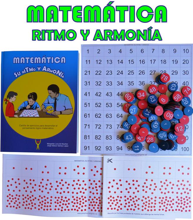 MATEMÁTICAS SU RITMO Y ARMONÍA